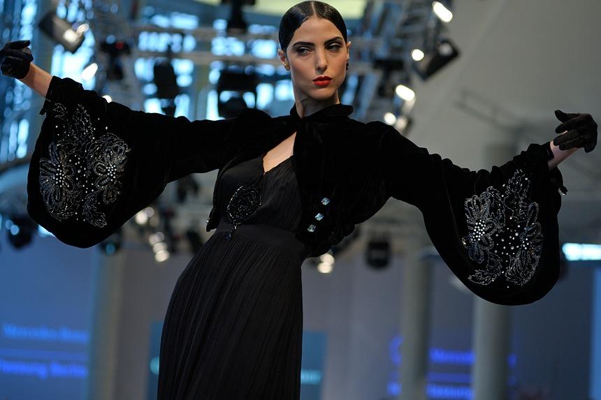 new style b625f d2b6c Guido Maria Kretschmer @ Mercedes-Welt - Fashionshow von ...